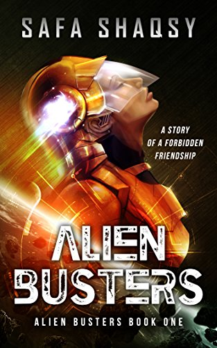 Alien Busters: The Alien Baby (Alien Busters Series Book 1)
