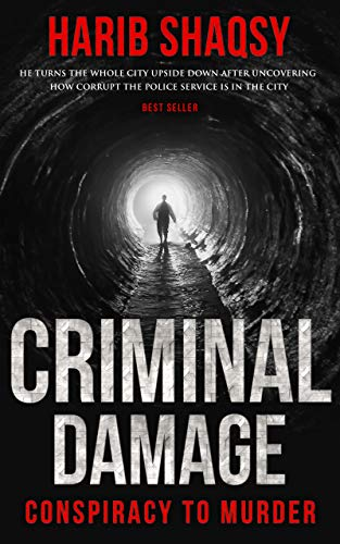 Criminal Damage: A Mystery Thriller Novel